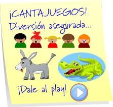 videos infantiles cantajuegos
