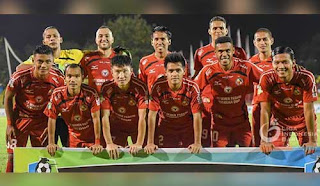 Semen Padang Kalahkan Perseru Serui 3-1
