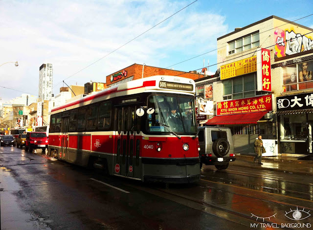 My Travel Background : 4 jours au Canada, Chinatown Toronto