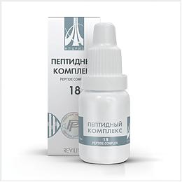 Пептидный комплекс №18 -для слухового анализатора