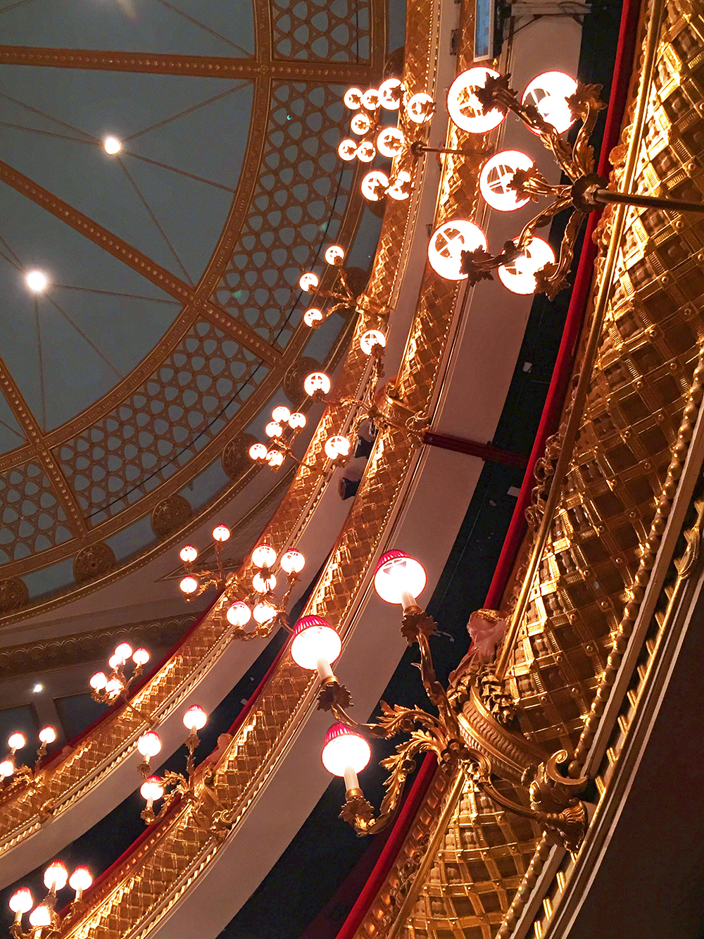 Turandot, Royal Opera House - London lifestyle & culture blog