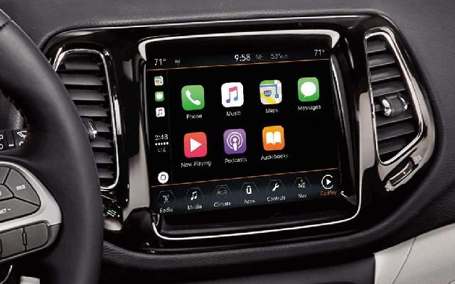 2020 Jeep Apple Carplay