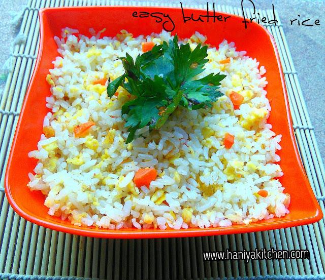 nasi goreg sederhana