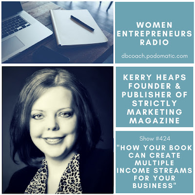 Entrepreneur Kerry Heaps