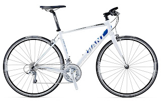 Stolen Bicycle = Giant Rapid 2