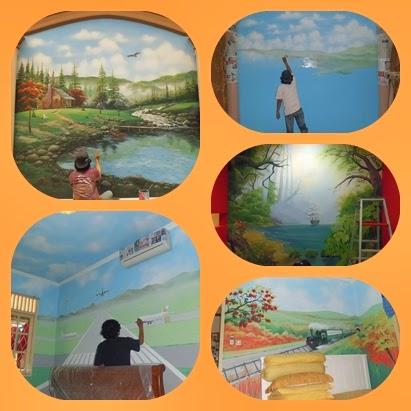 Jasa Pembuatan Mural | Mural Art | Mural Painting