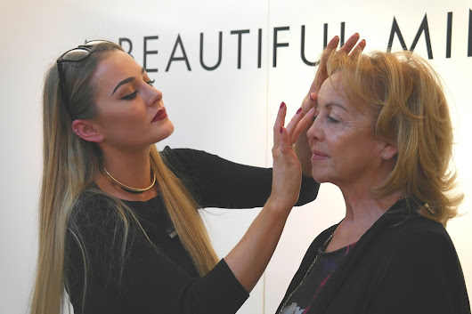 Fashion Infatuation: A Beautiful Mind - beauty event at Harvey Nichols in Leeds