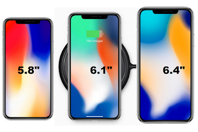iPhone X Plus, iPhone XI, iPhone XS or iPhone X2