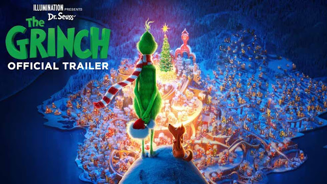فيلم الأنيميشن The Grinch يحتل صدارة البوكس أوفيس بافتتاحية غير مسبوقة
