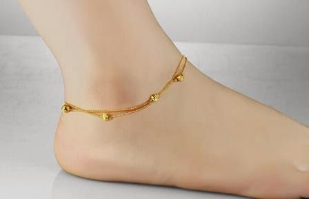 Tips How to Choose and Wear Anklet