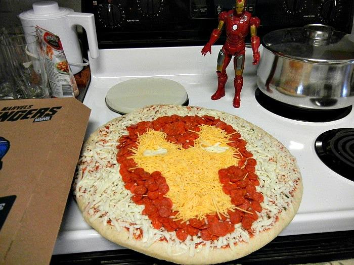 Avengers Family Fun Night, #MarvelAvengersWMT