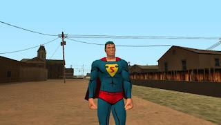Skin Superman (era de Ouro) do jogo Injustice 2 Versão IOS Gallery1172