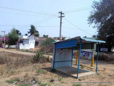 Kadambathur Plots - Bus Stop Near Railway Station