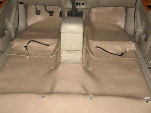 Trải sàn da simili có thực sự thích hợp cho xe của bạn?