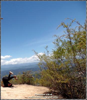 Gunung Wakid, Tambunan ~ Menyediakan Cabaran Kelas Satu !