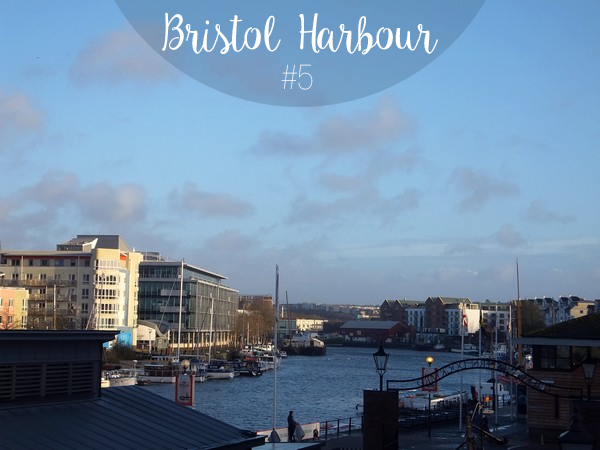 bristol harbour port