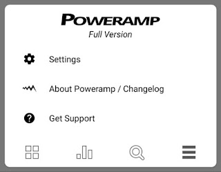 Poweramp Music Player v3 build 796 paid APK is Here!