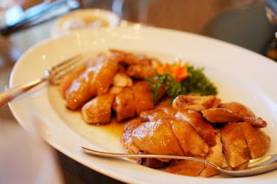 Soyed Chicken that can rival the best of HK and Singapore