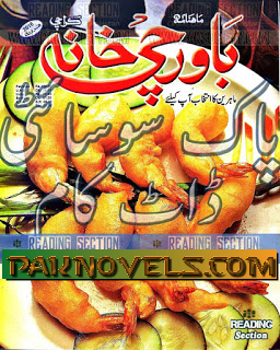 Free Download PDF Monthly Bawarchi Khana February 2016