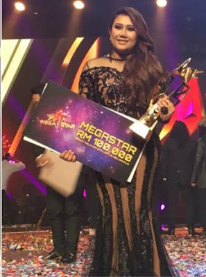 Idayu Juara AF Megastar 2017, Finalis AF Megastar, Bob, Syamel, Shahir, Marsha, Lagu Best, Undian, Markah Juri, Pemenang, Juara,