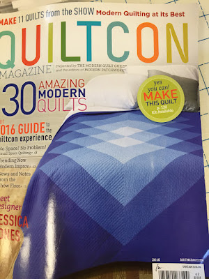 All about QuiltCon, 2016
