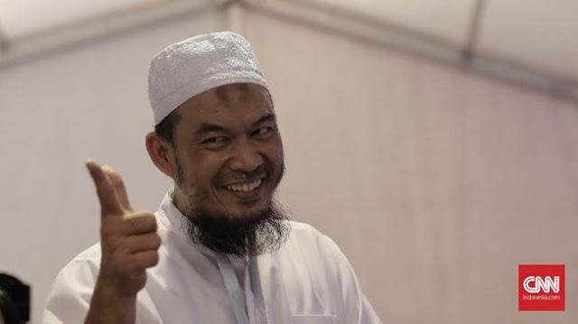 Pilih Jempol Bukan Telunjuk, Tim Jokowi Dituding Anti Tauhid Oleh Idrus Sambo