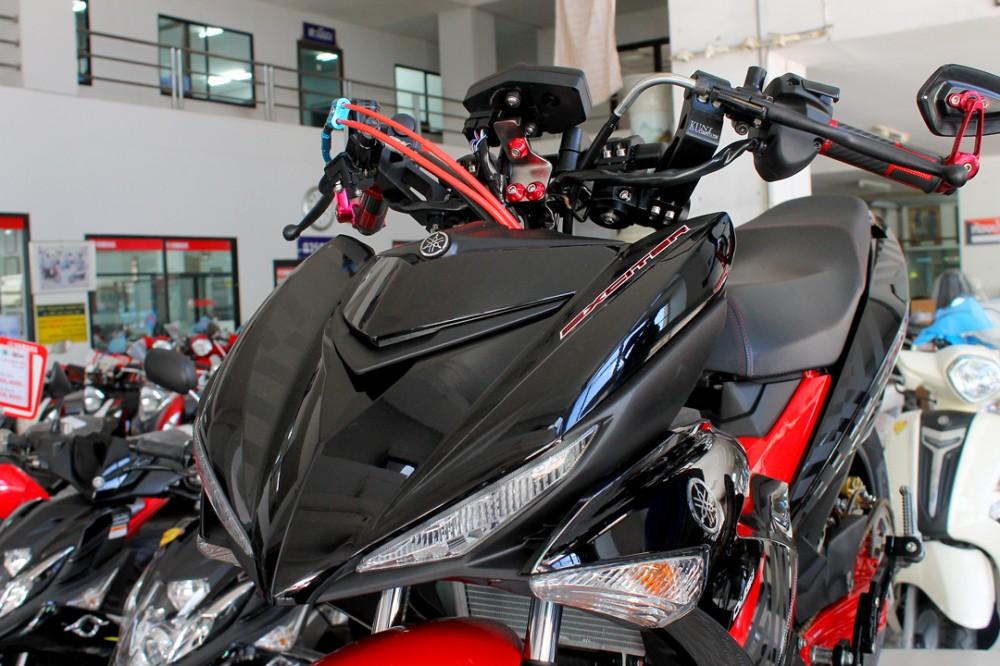 Ngắm chiếc Yamaha Exciter 150 độ tại Thái cực đẹp & độc 1