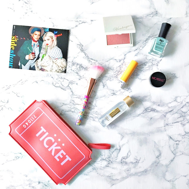 april 2017 ipsy glambag reveal