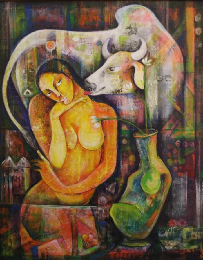 Poonam Chandrika Tyagi. Древние индийские традиции 3