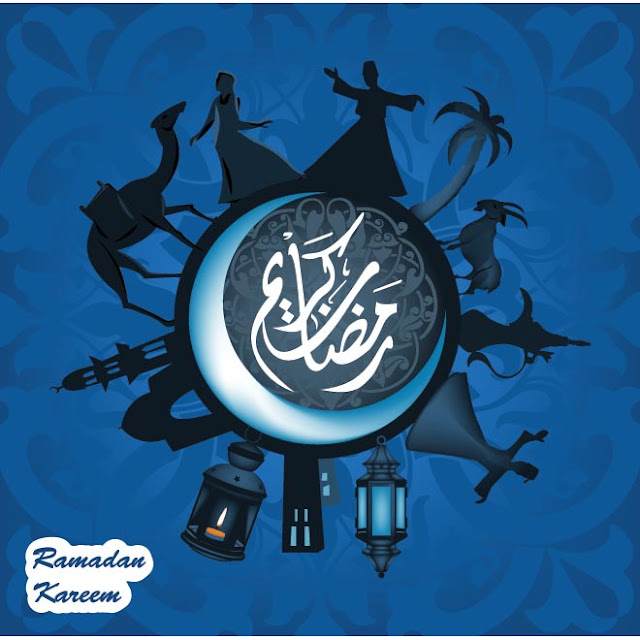 Happy Ramadan Greeting Cards