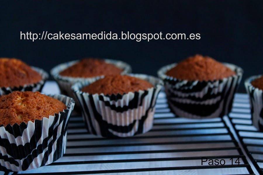 Como hacer Cupcakes: paso a paso fotográfico