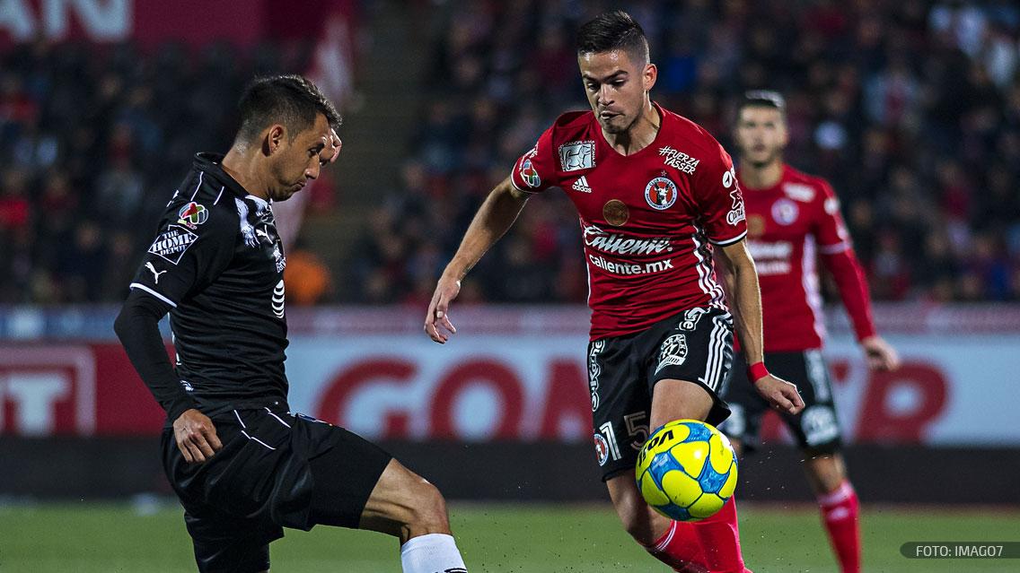 Xolos Tijuana vs Rayados Monterrey EN VIVO Apertura 2017