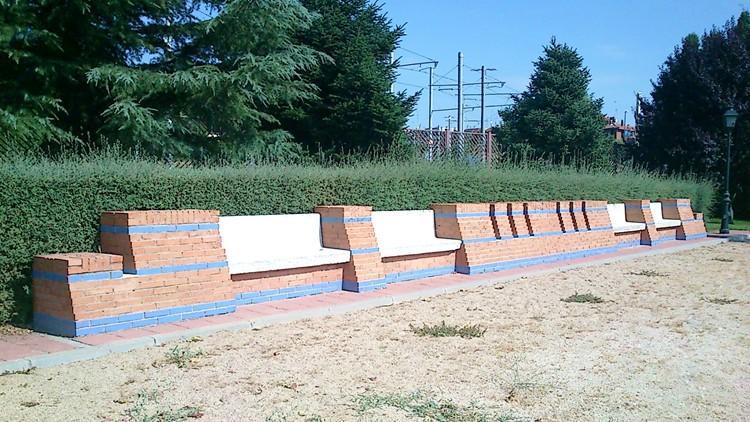 proyecto parque las desueltas boadilla del monte madrid bancada