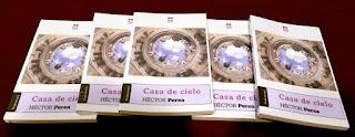 Héctor Perea, Casa de Cielo, Mirada Malva 2017