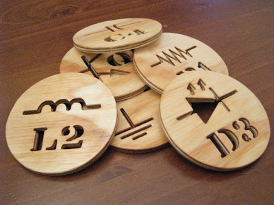 Clever Coasters and Unusual Coaster Designs (15) 5