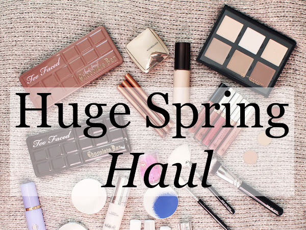 Huge Spring Haul - including swatches!