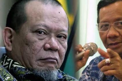 TEGAS! Mahfud MD: La Nyalla Masih Bisa Ditangkap, Pengakuan Tidak Menghapuskan Walaupun Dimaafkan Jokowi