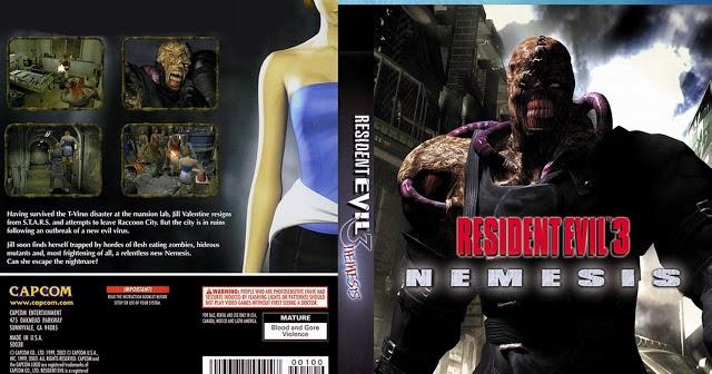 تحميل لعبة resident evil 3 nemesis للاندرويد