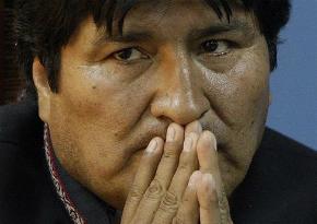 Bolivianos rejeitam tentativa de 3ª reeleição do comunista Evo Morales
