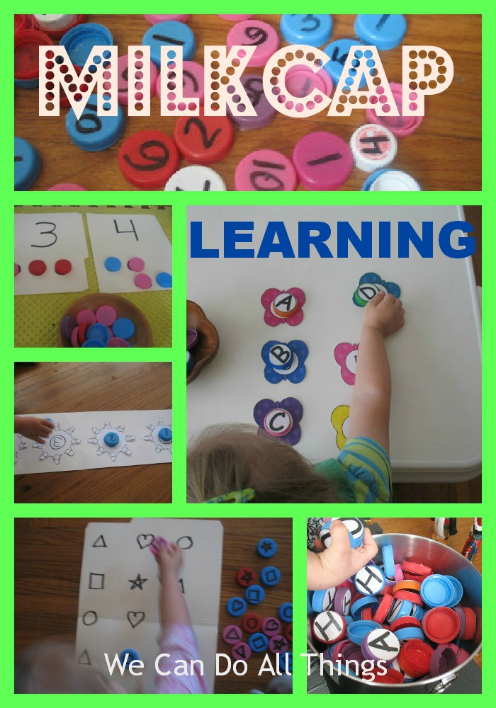We Can Do All Things: Learning With MilkCaps