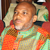 """Anybody that says Biafra will not come, will die"" Nnamdi Kanu says as he addresses IPOB members"