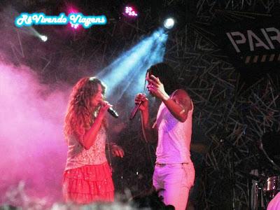 Show Elba Ramalho e Toni Garrido