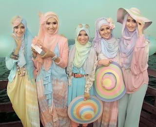 Top 5 Trend Setter Busana Muslim Tahun Ini