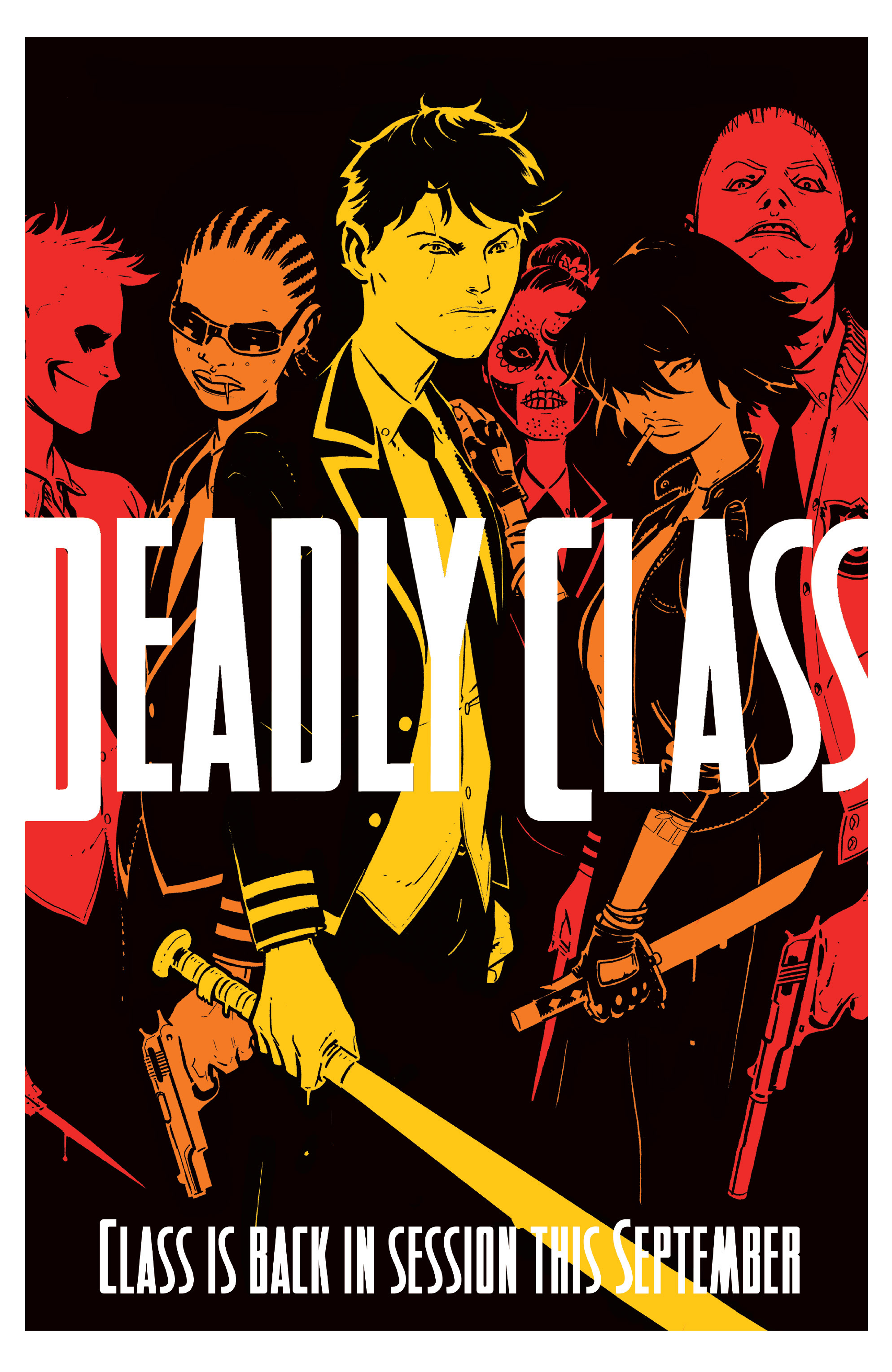 Read online Deadly Class comic -  Issue #6 - 29