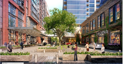 Wharf Washington DC retail for lease Hoffman Madison Marquette in Southwest DC