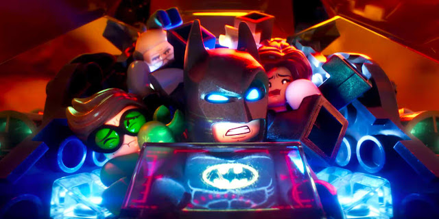 """The Gang is Complete in """"The LEGO Batman Movie"""" Main Poster"""