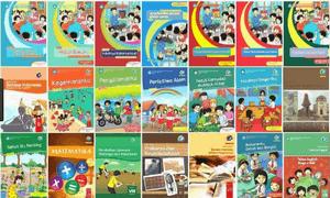 Buku Siswa Kelas 1 dan 4 Kurikulum 2013 Revisi 2016 Semester 1 dan Semester 2 Lengkap