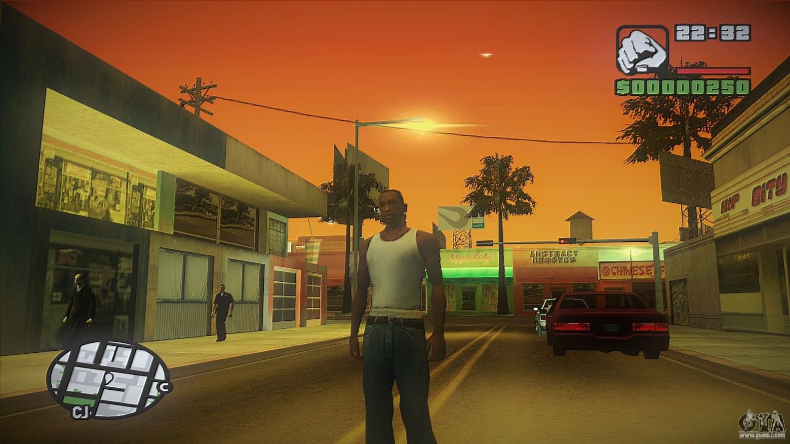 GTA San Andreas PC Download (Torrent Direct Link) Full Game