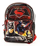Batman,Superman kids backpacks