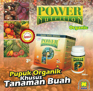 Harga Power Nutrition Nasa